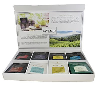 taylors of harrogate gift tea box